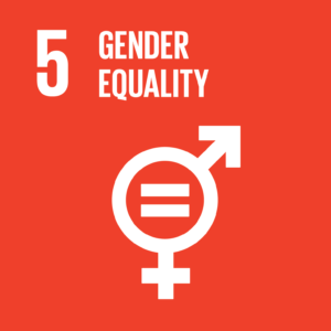 Sustainable Development Goal 5: Gender equality