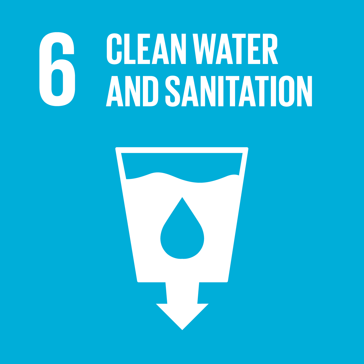 Sustainable Development Goal 6: Clean water and sanitation