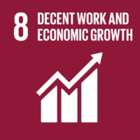 Sustainable Development Goal 8: Decent work and economic growth