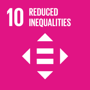 Sustainable Development Goal 10: Reduced inequalities