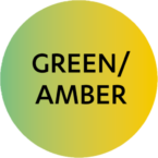 Score: Green/Amber