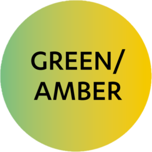 ICAI Green/amber score