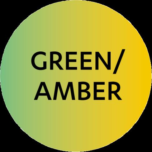 Green/Amber score icon
